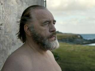 """Brian Cox  stars in """"The Etruscan"""
