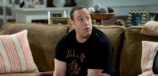 Kevin James in an episode of
