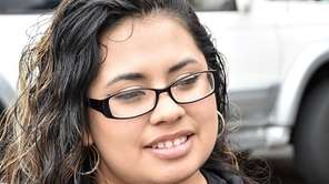 Jesica Granados, of Brentwood, says she believes police