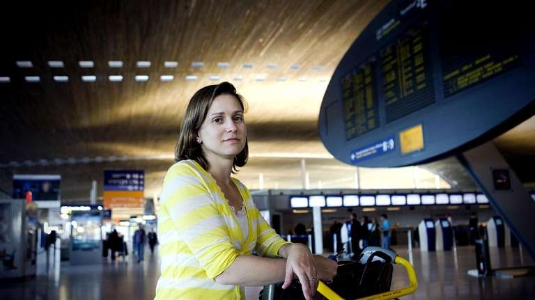 Miri Segal, 36, who lives on Manhattan's Upper