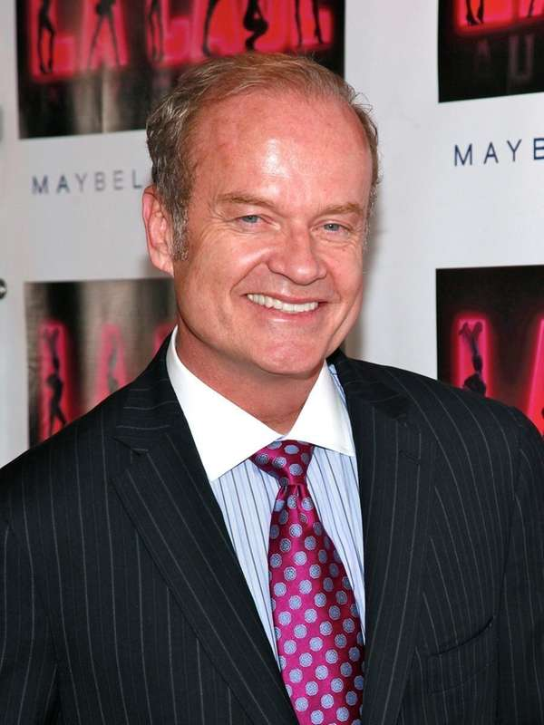 By VERNE GAY verne.gay@newsday.com. Actor Kelsey Grammer attends the after ...