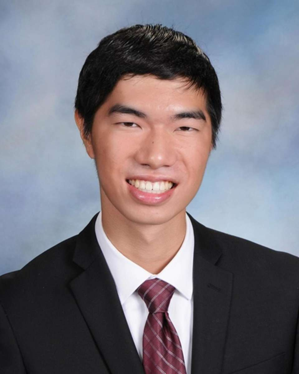 GARDEN CITY SENIOR HIGH SCHOOL, BRANDON GONG Hometown: