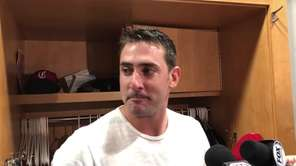 Matt Harvey, the former Mets ace, allowed only