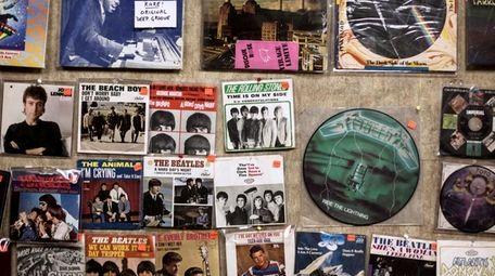 Mr. Cheapo CD & Record Exchange sells rare