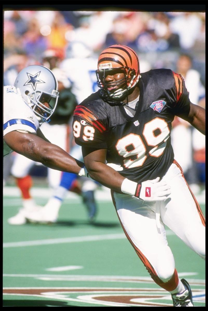 1994: DAN WILKINSON, DT, Cincinnati Bengals A solid