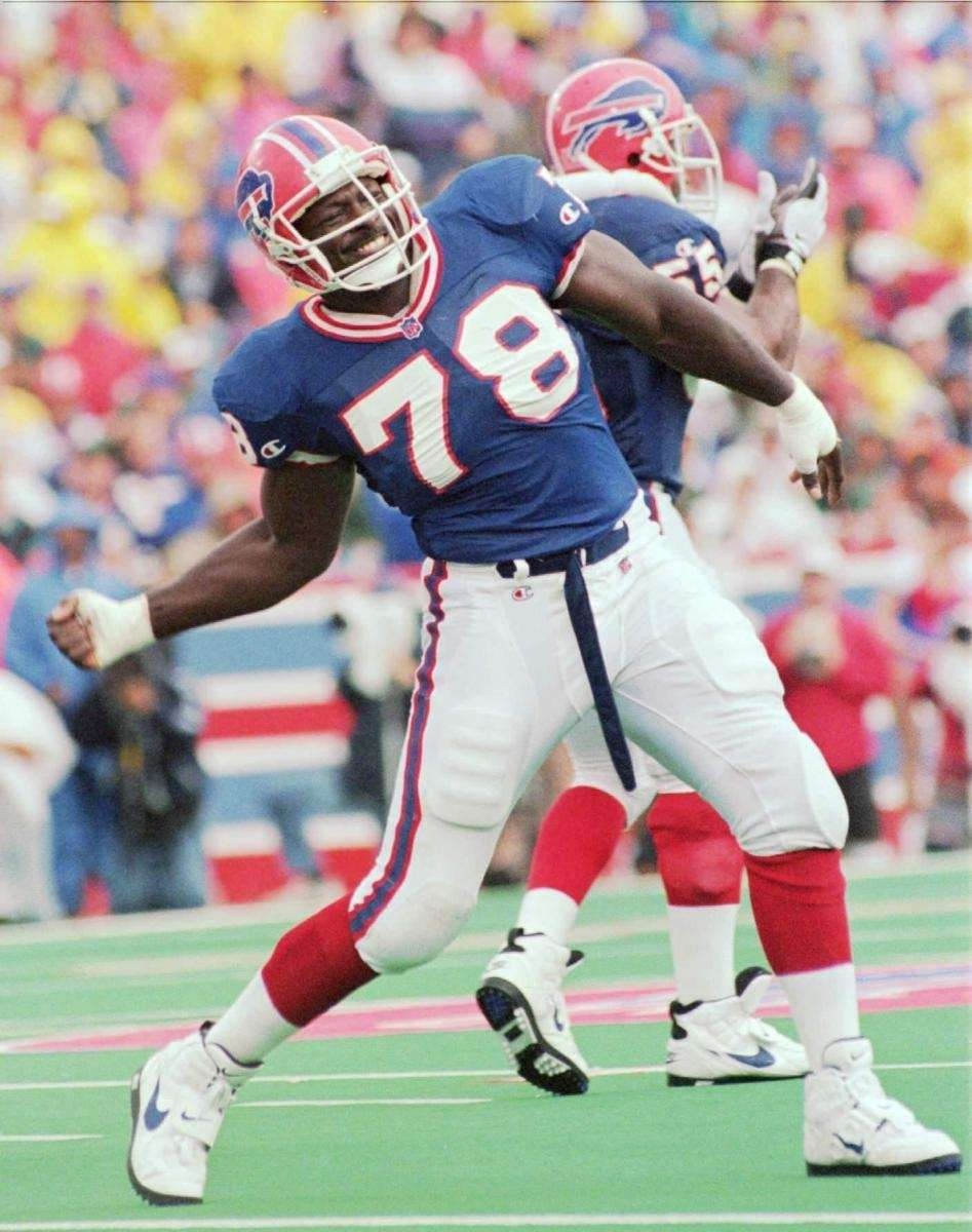 1985: BRUCE SMITH, DE, Buffalo Bills The all-time