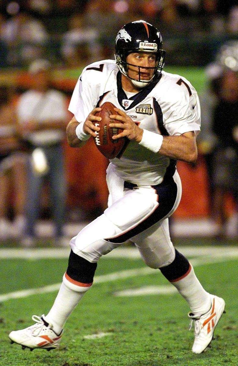 1983: JOHN ELWAY, QB, Baltimore Colts Refused to