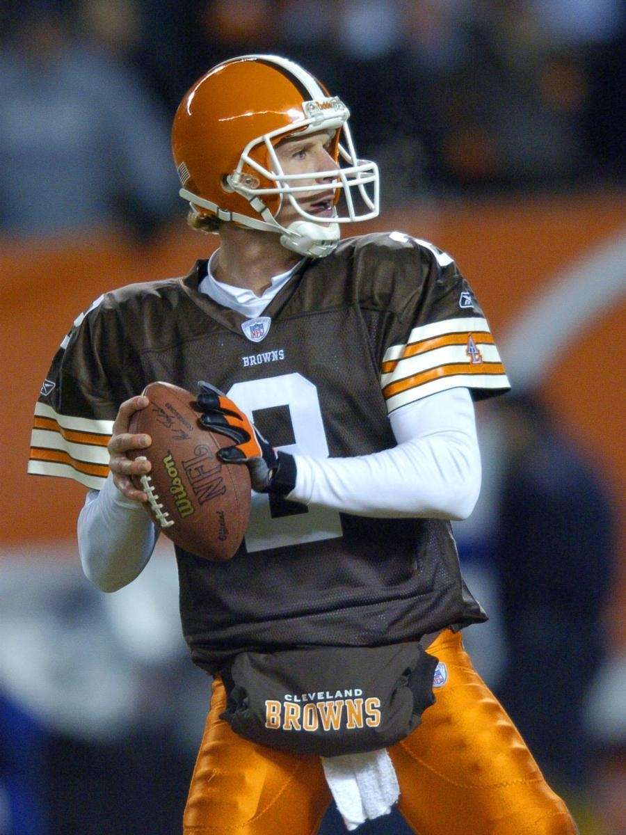1999: TIM COUCH, QB, Cleveland Browns He played