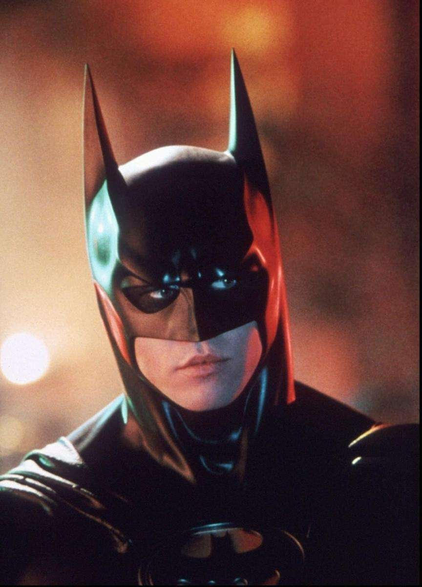 Val Kilmer stars as Batman in 1995's
