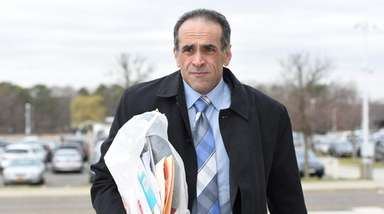 Dr. Michael Belfiore was convicted Wednesday in two