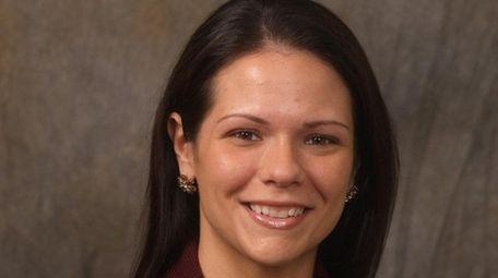 Kristina E. Sornchai of Lindenhurst has been hired