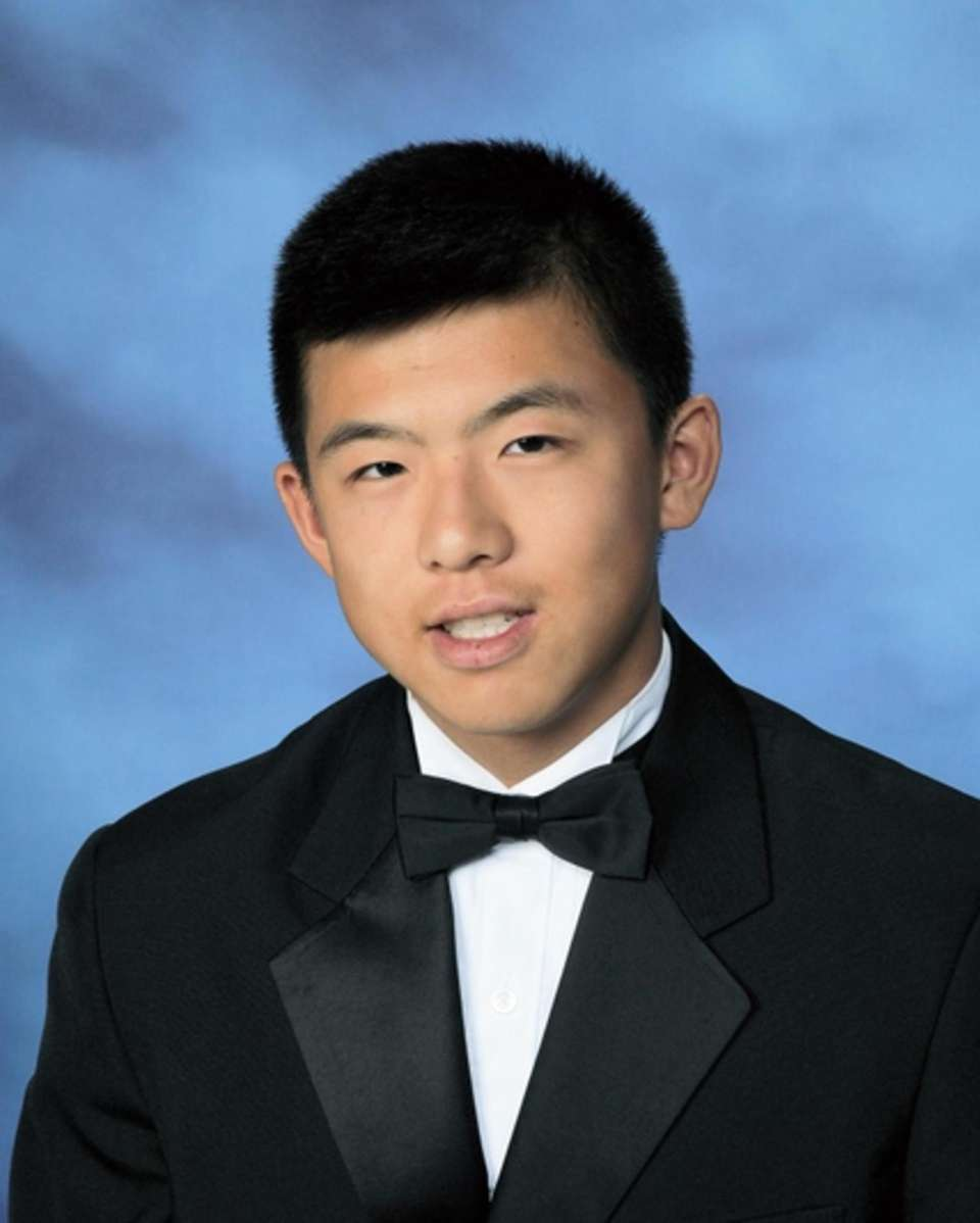 SACHEM HIGH SCHOOL EAST, TIMOTHY L. CHIU Hometown: