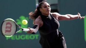 Serena Williams makes a return against Naomi Osaka