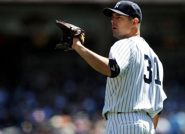 The Yankees' Javier Vazquez has gotten off to