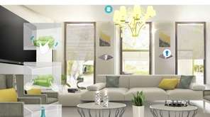 The Homestyler app enables homeowners to place 3-D