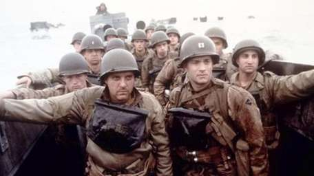 SAVING PRIVATE RYAN (1998) A lot of dubious