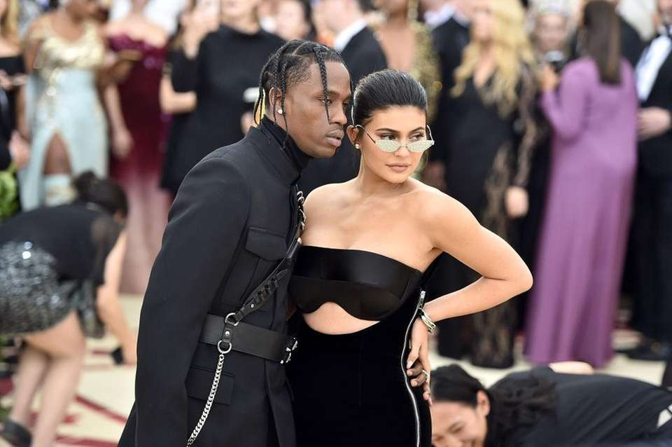 Parents: Travis Scott and Kylie Jenner Children: Stormi