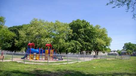 East Village Green Pool and Park in Levittown
