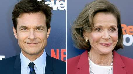 """Jason Bateman and Jessica Walter at the """"Arrested"""