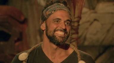 "Nesconset's Domenick Abbate finished second on ""Survivor: Ghost"