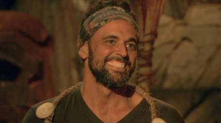 """Nesconset's Domenick Abbate finished second on """"Survivor: Ghost"""