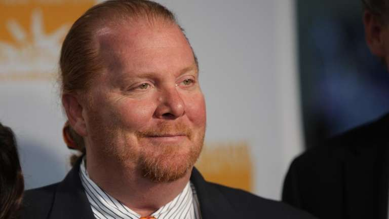Chef Mario Batali attends the 8th Annual Can-Do