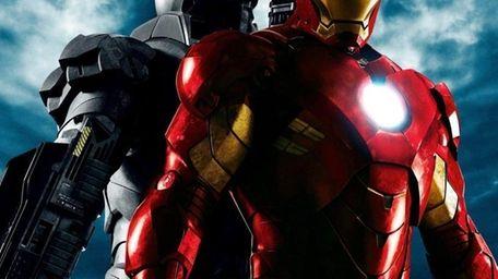 Robert Downey Jr. returns as billionaire industrialist Tony