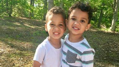 Neighbors and best friends, Jordan Fareaux and Peter