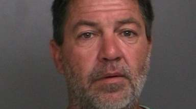 David Michels, 46, of Centereach, was charged with