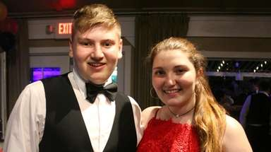 Shelter Island High School held its prom at