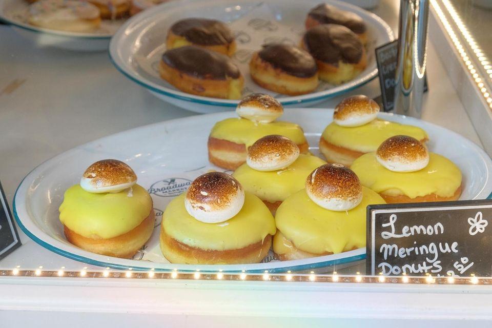 Broadway Market (643 Broadway, Rocky Point): Lemon meringue
