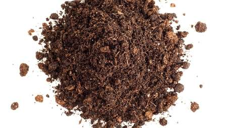 Peat moss and mulch do not perform the