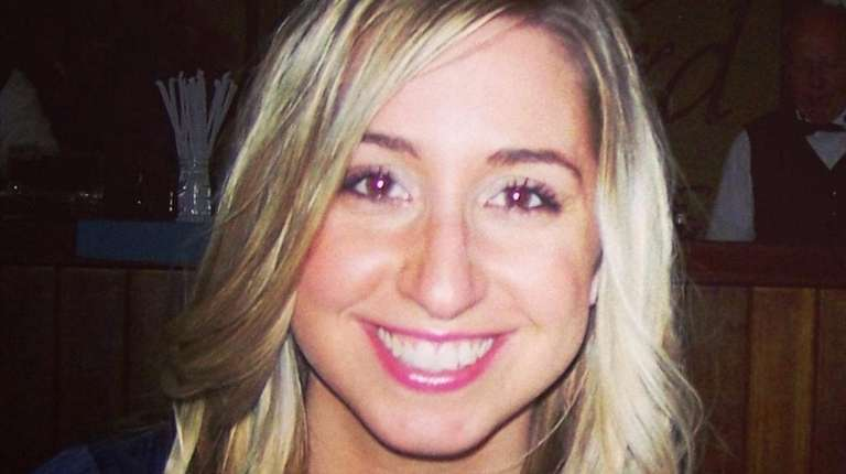 Amanda Abbate died May 12 after a two-year