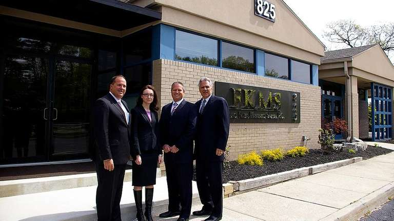 Law firm at new office in Hauppauge