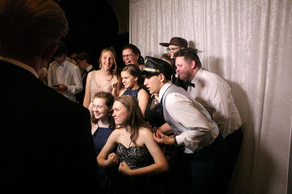 Mattituck Jr. Sr. High School held its prom