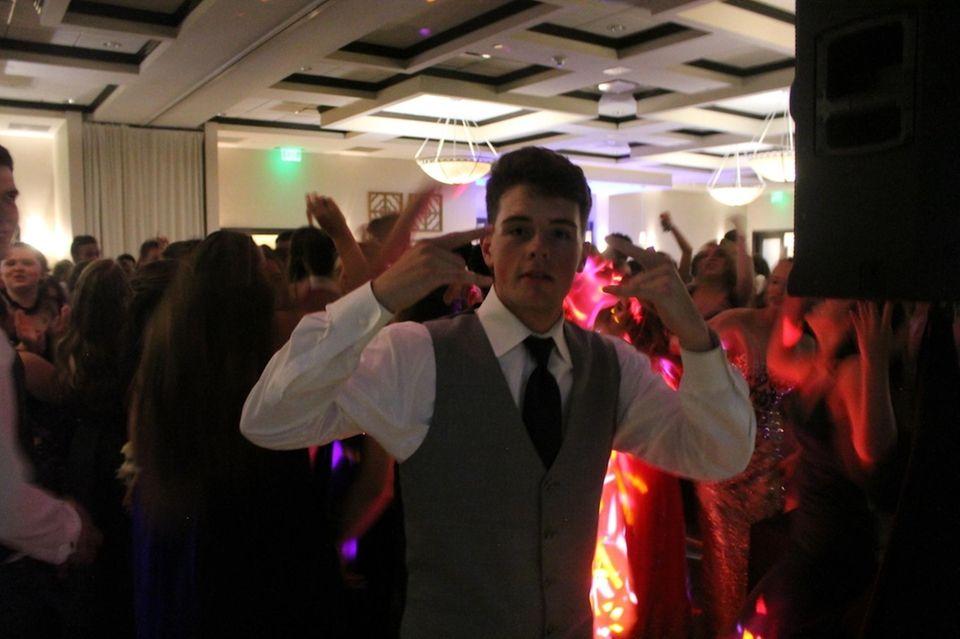 Mattituck Jr. Sr. High School held its prom