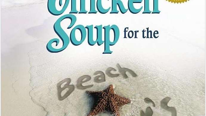 Chicken Soup for the Beach Lovers Soul cover