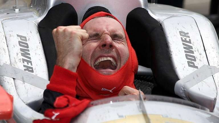 Will Power of Australia, driver of the #12