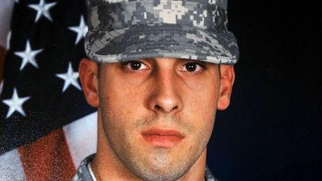 Sgt. Jason Santora, 25, a U.S. Army Ranger