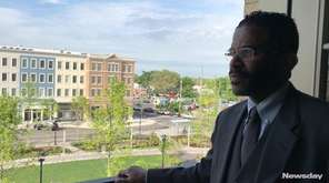 On Tuesday, May 22, Keith Banks talked about