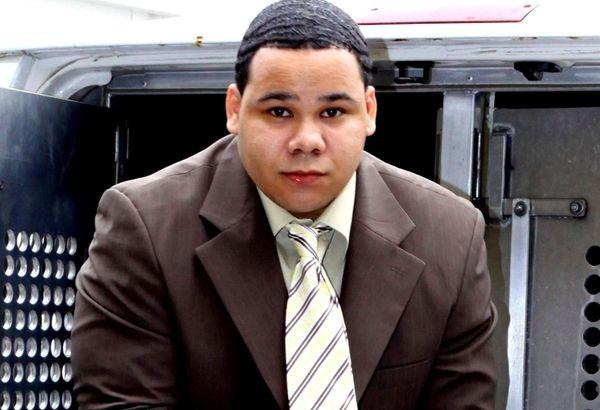 Leonardo Valdez-Cruz, seen arriving at the Nassau County