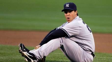 Mark Teixeira was surprised to be singled out