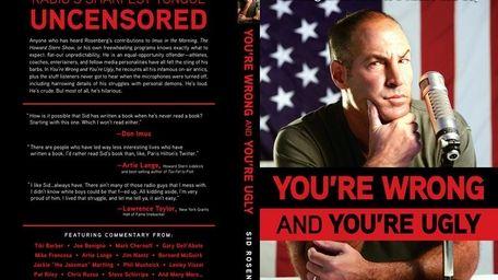 Sid Rosenberg's new autobiography,