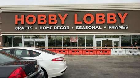 Hobby Lobby has opened a new store at