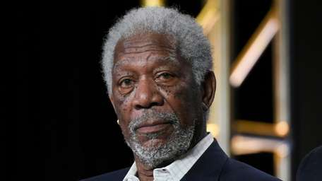 """Morgan Freeman participates in the """"The Story of"""