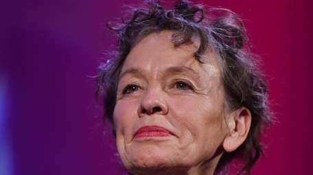 Multimedia artist Laurie Anderson, a part-time resident of