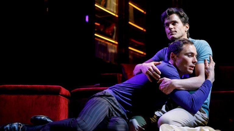 "Mart Crowley's landmark 1968 drama, ""The Boys in"