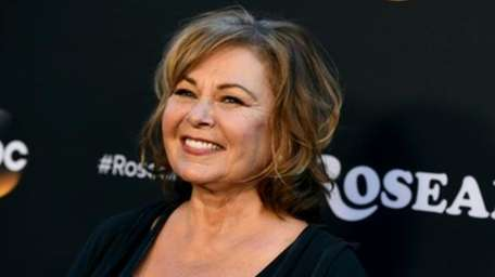 ABC canceled Roseanne Barr's show Tuesday, hours after