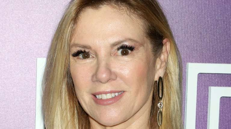 Reality-TV star Ramona Singer, of Southampton, accidentally rear-ended