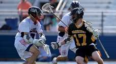 Wantagh's Nick Teresky looks to move past the
